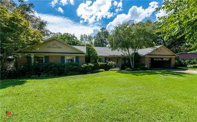 Single Family Home For Sale: 961 Audubon Place