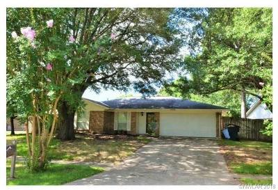 Golden Meadows Single Family Home For Sale: 5318 Hollyhock Lane