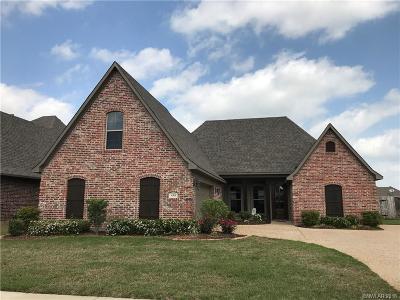 Bossier City Single Family Home For Sale: 435 Tupelo Drive