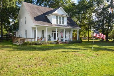 Desoto Parish Single Family Home For Sale: 328 Holly Street