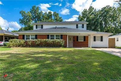 Broadmoor Terrace, Broadmoor Terrance Single Family Home For Sale: 129 Kayla Street