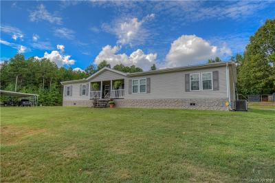Minden Single Family Home For Sale: 963 Hwy 79
