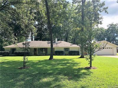 Bossier City Single Family Home For Sale: 110 Lucky Lane