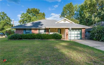 Haughton Single Family Home For Sale: 4535 Pine Crest Drive