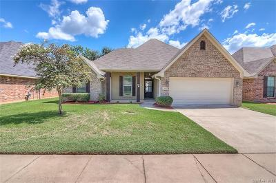 Bossier City Single Family Home For Sale: 1715 Hassell Drive