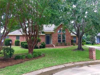 Ellerbe Road Estates Single Family Home For Sale: 307 Buttonwood Circle