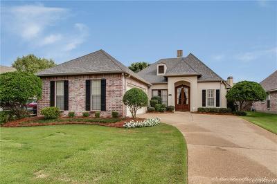 Shreveport LA Single Family Home For Sale: $269,000