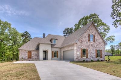 Benton Single Family Home For Sale: 105 Kimball Court
