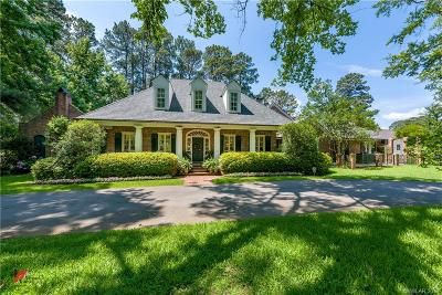 Shreveport Single Family Home For Sale: 6302 Querbes Drive