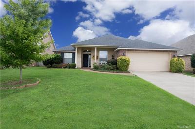 Bossier City Single Family Home For Sale: 341 Fletcher Drive
