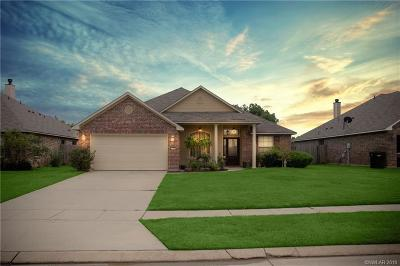 Bossier City LA Single Family Home For Sale: $262,000