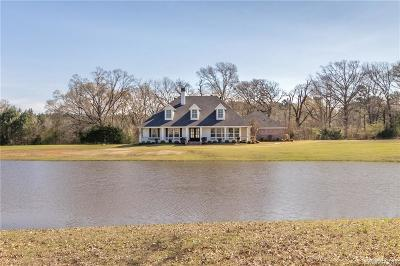 Stonewall Single Family Home For Sale: 120 Drake Drive