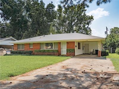 Bossier City Single Family Home For Sale: 2808 Bobbie Street