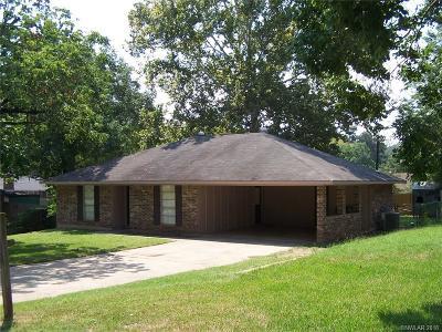 Haughton Single Family Home For Sale: 962 Villa Circle