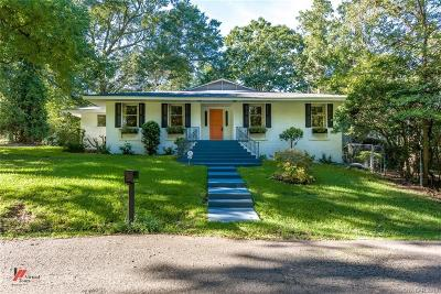 Shreveport LA Single Family Home For Sale: $339,500
