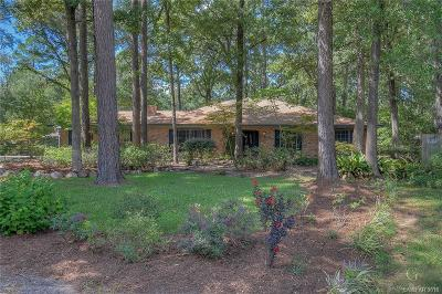 Haughton Single Family Home For Sale: 104 Willow Creek Lane