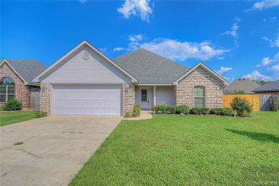 Benton Single Family Home For Sale: 172 Lola Circle