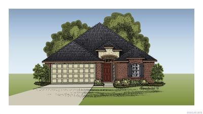 Bossier City Single Family Home For Sale: 4038 False River Drive