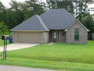Haughton Single Family Home For Sale: 139 Foxchase Drive