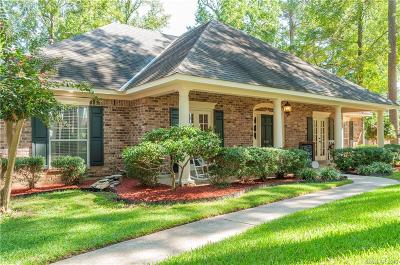 Shreveport LA Single Family Home For Sale: $268,800