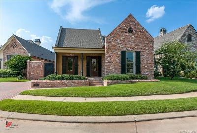 Bossier City Single Family Home For Sale: 119 Vieux Carre