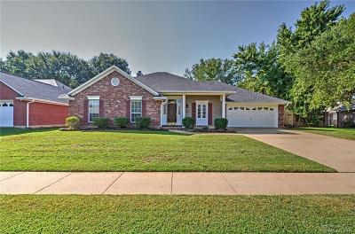Bossier City Single Family Home For Sale: 6002 Ellington