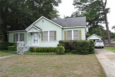 Minden Single Family Home For Sale: 901 Center Street