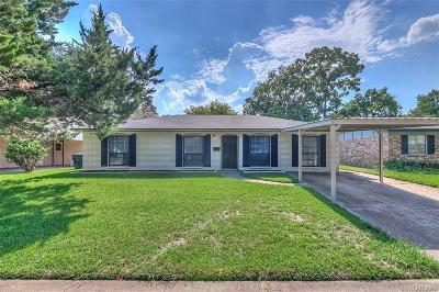 Bossier City Single Family Home For Sale: 3508 Holiday Place