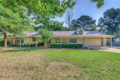 Haughton Single Family Home For Sale: 195 S Cloverleaf Drive