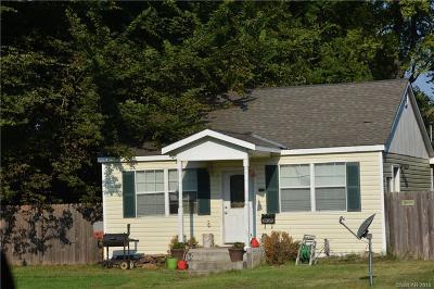 Bossier City LA Single Family Home For Sale: $71,500