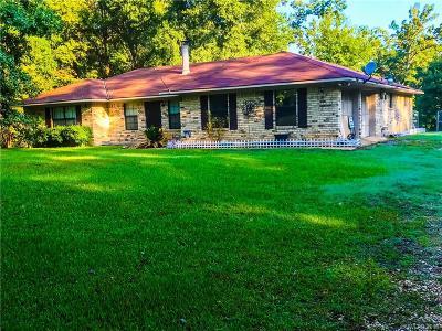 Stonewall Single Family Home For Sale: 136 Douglas Drive