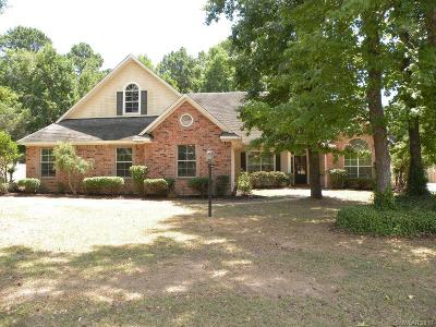 Benton Single Family Home For Sale: 5017 Sweetwater Drive
