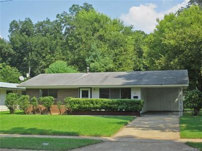 Bossier City LA Single Family Home For Sale: $80,000