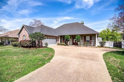 Bossier City LA Single Family Home For Sale: $285,000