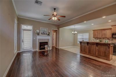 Bossier City LA Single Family Home For Sale: $184,500