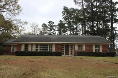 Minden Single Family Home For Sale: 1100 Drew Lane