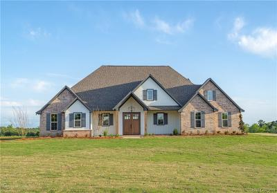 Benton Single Family Home Active Under Contract: 134 Willow Bend