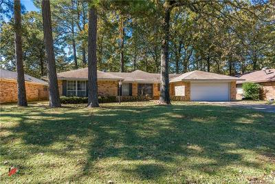 Haughton Single Family Home For Sale: 129 Chimney Lane