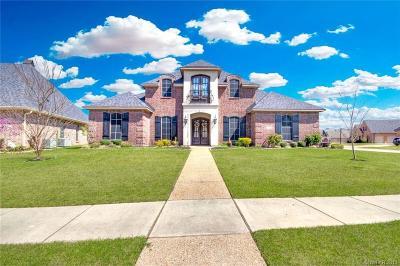 Twelve Oaks, Twelve Oaks/Orleans Court, Twelvel Oaks Single Family Home For Sale: 858 Chartres Drive