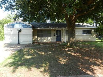 Bossier City LA Single Family Home For Sale: $46,000