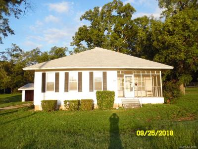 Minden Single Family Home For Sale: 1201 Lewisville Road