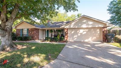 Bossier City LA Single Family Home For Sale: $174,999