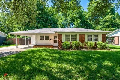 Bossier City LA Single Family Home For Sale: $159,999