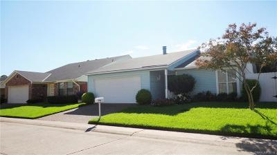 Town South Estates Single Family Home For Sale: 421 Tulip Drive