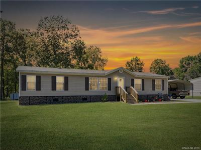 Haughton Single Family Home For Sale: 637 Haughton Trace Court