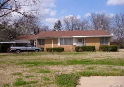Bossier City LA Single Family Home For Sale: $150,000