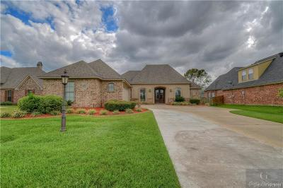 Bossier City Single Family Home For Sale: 209 Piccadilly