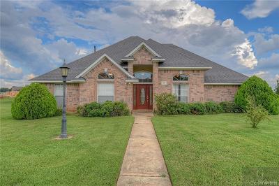 Benton Single Family Home For Sale: 201 Cherry Blossom Lane