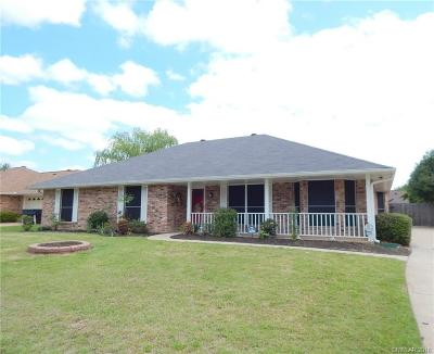 University Terrace, University Terrace South Single Family Home For Sale: 7709 Tampa Way