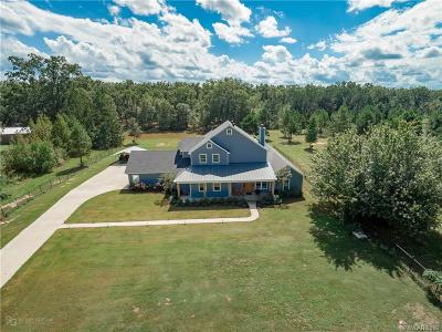 Benton Single Family Home For Sale: 680 Hwy 162